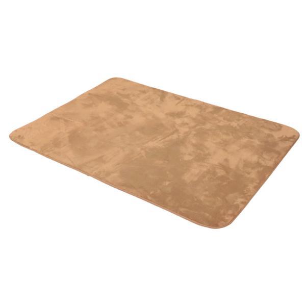 ラグ 厚手 カーペット 1.5畳 130x185cm 極厚25mm 低反発ウレタン 洗える 絨毯 抗菌 防ダニ|pickupplazashop|14