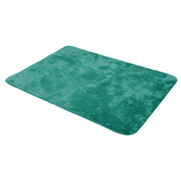 ラグ 厚手 カーペット 1.5畳 130x185cm 極厚25mm 低反発ウレタン 洗える 絨毯 抗菌 防ダニ|pickupplazashop|15