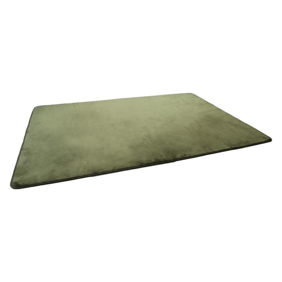 ラグマット リビング カーペット 厚手 おしゃれ 洗える 床暖房対応 リビングマット ラグ 約1.5畳 130×185cm 北欧 pickupplazashop 14