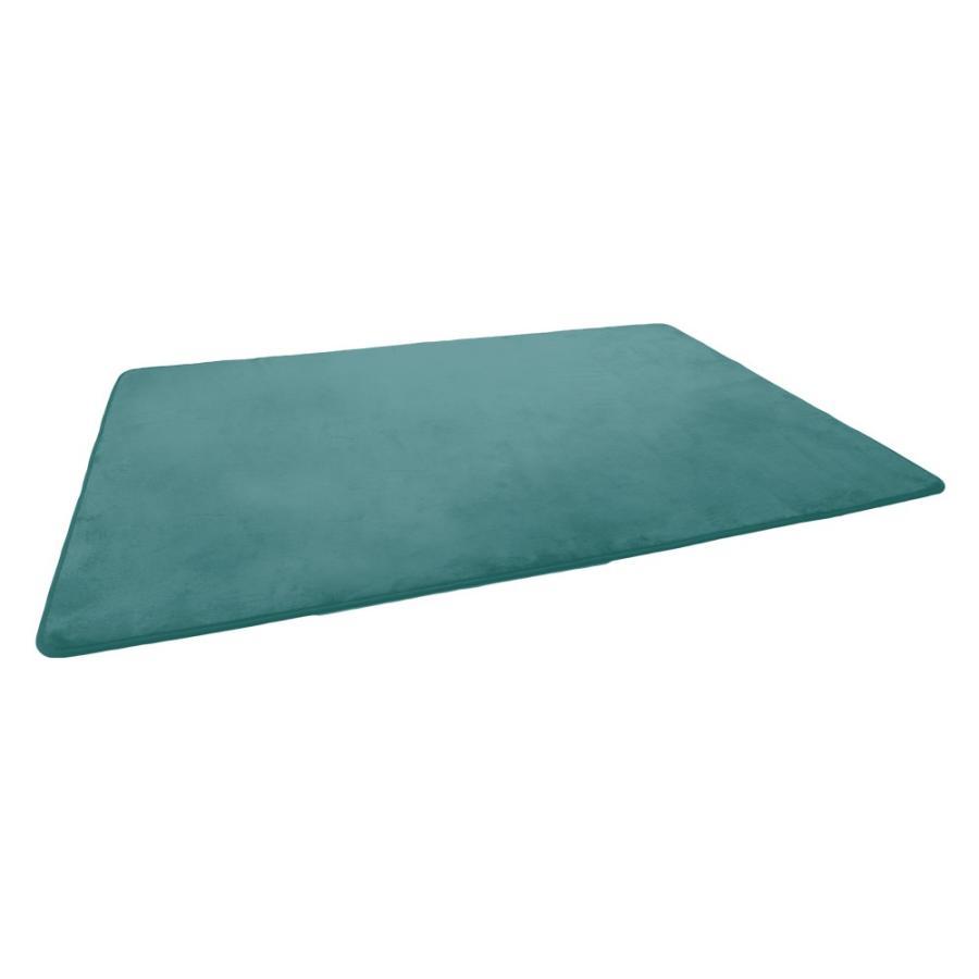 ラグマット リビング カーペット 厚手 おしゃれ 洗える 床暖房対応 リビングマット ラグ 約1.5畳 130×185cm 北欧 pickupplazashop 17
