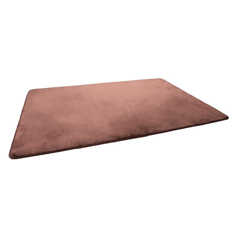 ラグマット リビング カーペット 厚手 おしゃれ 洗える 床暖房対応 リビングマット ラグ 約1.5畳 130×185cm 北欧 pickupplazashop 15