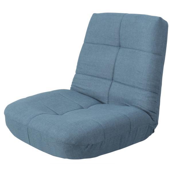 座椅子 リクライニング ポケットコイル チェア おしゃれ コンパクト|pickupplazashop|12