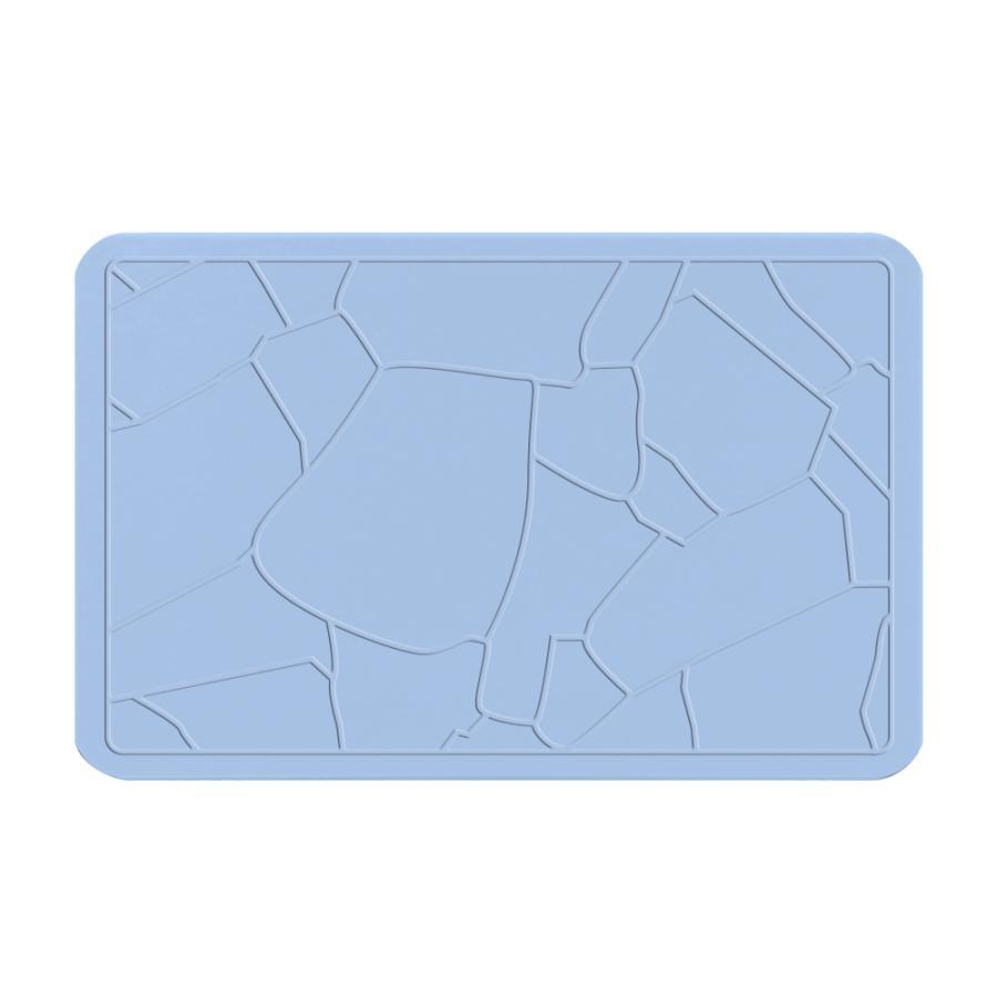 珪藻土 バスマット 大判 速乾 おしゃれ 60cm  Lサイズ お風呂マット 足ふきマット|pickupplazashop|18
