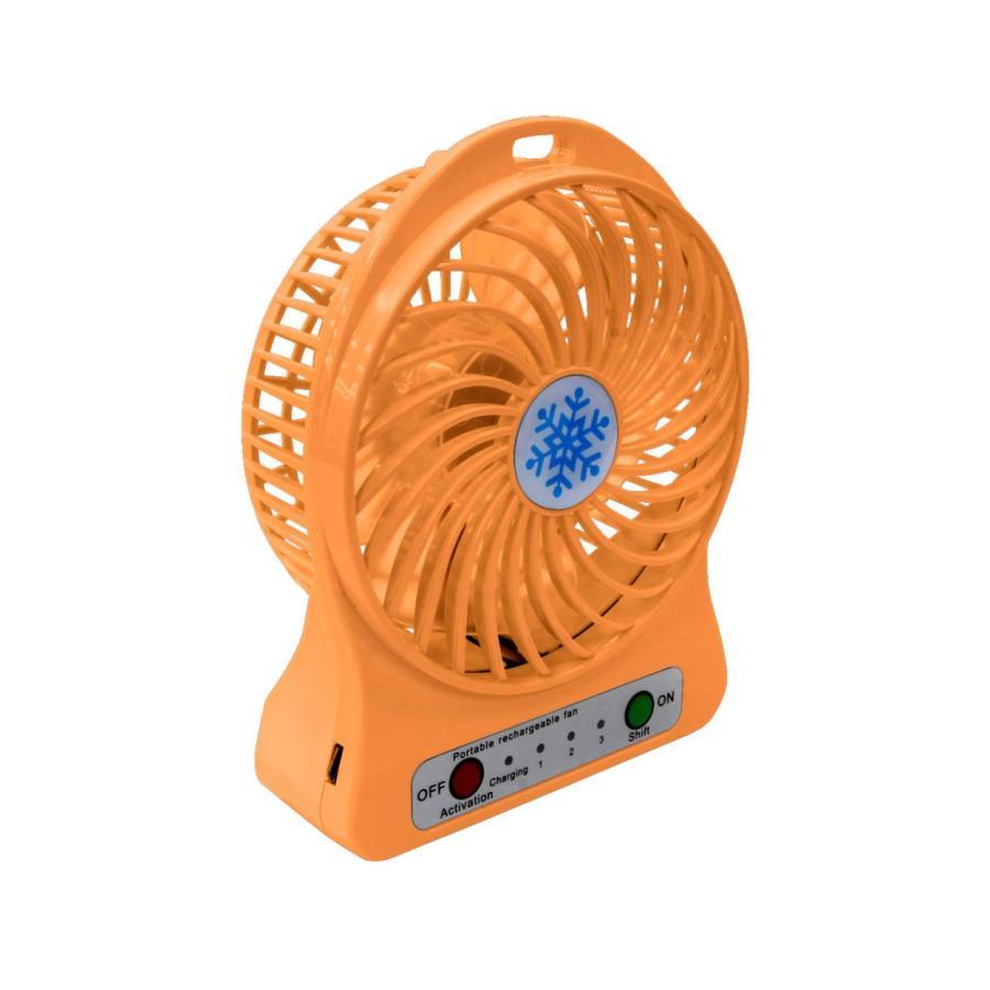 扇風機 USB ミニ扇風機 卓上 おしゃれ USB扇風機 携帯 ファン ハンディ充電式 扇風機 サーキュレータ|pickupplazashop|11