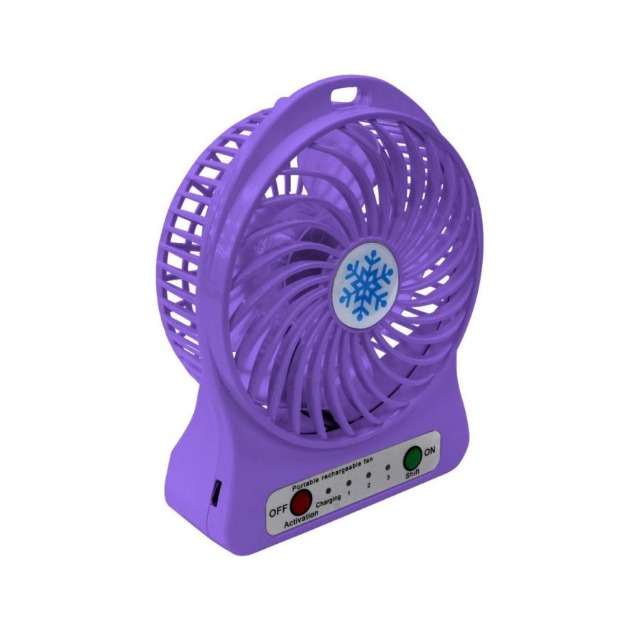 扇風機 USB ミニ扇風機 卓上 おしゃれ USB扇風機 携帯 ファン ハンディ充電式 扇風機 サーキュレータ|pickupplazashop|12