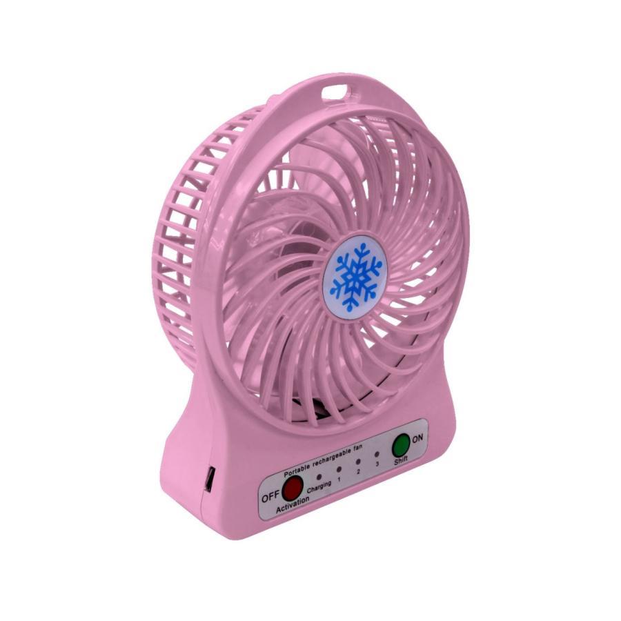 扇風機 USB ミニ扇風機 卓上 おしゃれ USB扇風機 携帯 ファン ハンディ充電式 扇風機 サーキュレータ|pickupplazashop|13