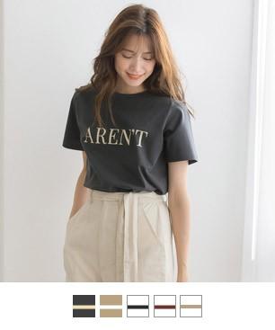 【予約】AREN`T ロゴTシャツ ◆ 送料無料【7月上旬頃より順次発送】 MD