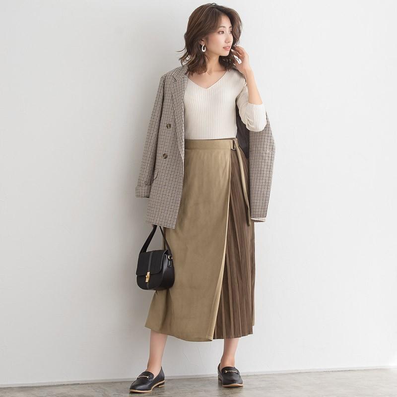 2019秋冬トレンドスカート