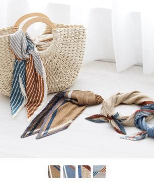 選べるプリーツスカーフ