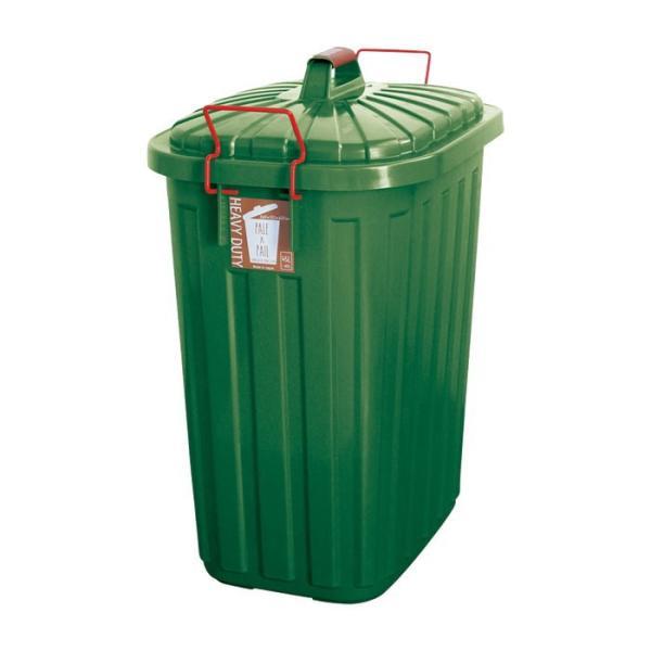 即出荷 ごみ箱 ふた付き おしゃれ 分別用 屋外 ごみばこ ダストボックス 大容量 頑丈 丈夫 60L PALE PAIL PALE×PAILふた付きゴミ箱 IWLY4010BG スパイス SPICE|piglet|10