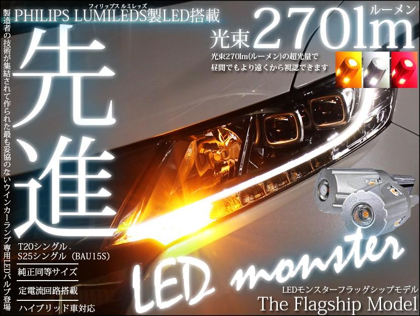 LEDmonster 270lm