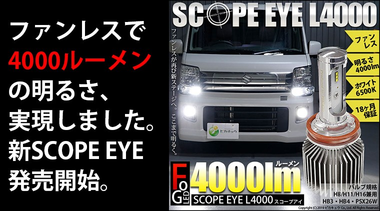 L4000 SCOPE EYE
