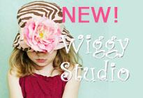 ウィギースタジオ帽子