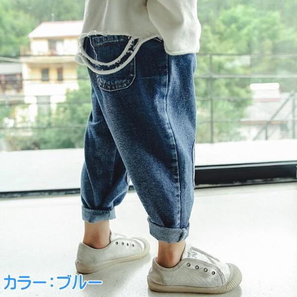 子供服,デニムジーンズ,ダメージデニム,ストリートファッション,男の子向け,90サイズから