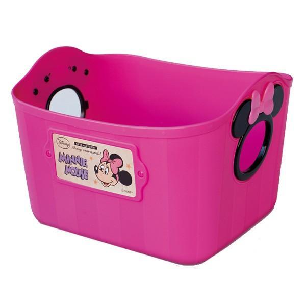 ギフト包装不可 おもちゃ箱 収納 やわらかバケツ SQ5 四角 錦化成 洗濯カゴ ベビー ディズニー Disney ボックス カラーボックス プレゼント ギフト|pinkybabys|11