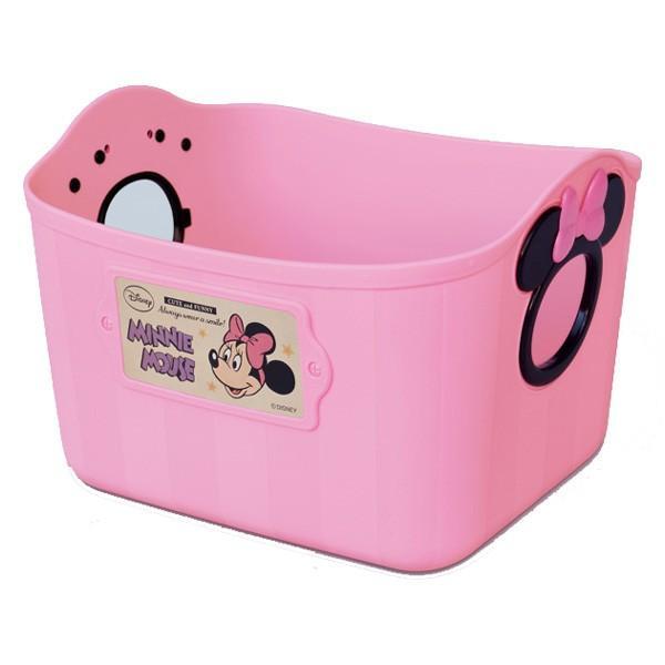 ギフト包装不可 おもちゃ箱 収納 やわらかバケツ SQ5 四角 錦化成 洗濯カゴ ベビー ディズニー Disney ボックス カラーボックス プレゼント ギフト|pinkybabys|12