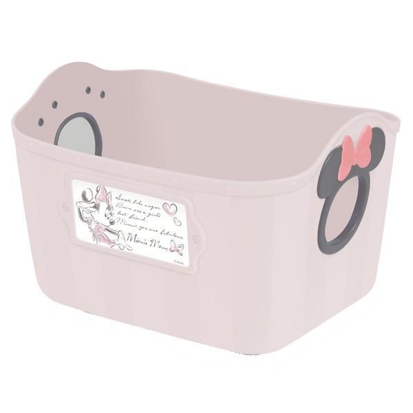 ギフト包装不可 おもちゃ箱 収納 やわらかバケツ SQ5 四角 錦化成 洗濯カゴ ベビー ディズニー Disney ボックス カラーボックス プレゼント ギフト|pinkybabys|14