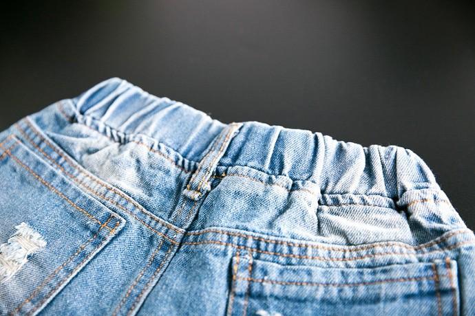 子供服,キッズジーンズ,ショートパンツ,ホットパンツ,ダメージデニム,女の子用,100サイズから