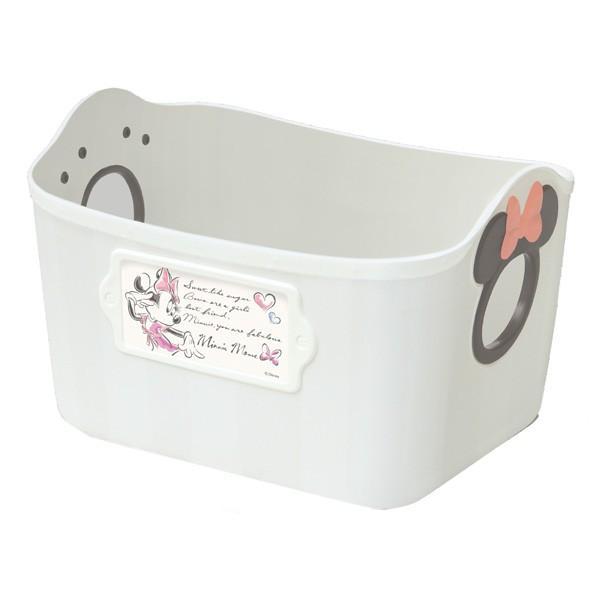 ギフト包装不可 おもちゃ箱 収納 やわらかバケツ SQ5 四角 錦化成 洗濯カゴ ベビー ディズニー Disney ボックス カラーボックス プレゼント ギフト|pinkybabys|15