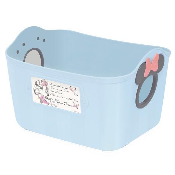 ギフト包装不可 おもちゃ箱 収納 やわらかバケツ SQ5 四角 錦化成 洗濯カゴ ベビー ディズニー Disney ボックス カラーボックス プレゼント ギフト|pinkybabys|16