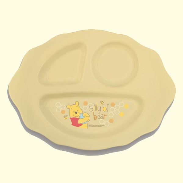 ベビー食器 はじめてのベビー食器 プレート 錦化成 食事 食器 ディズニー Disney ランチプレート ベビー 出産 お祝い ギフト プレゼント お食い初め 日本製|pinkybabys|05