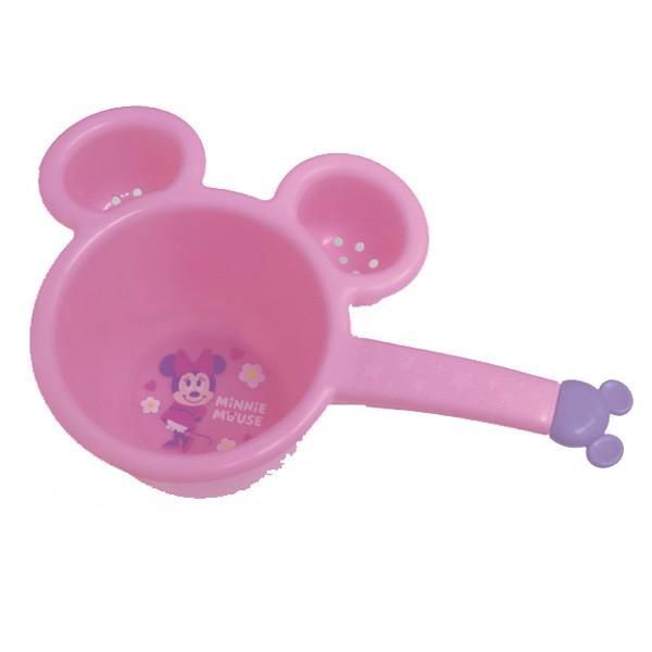 ギフト包装不可 風呂用品 こども用 片手おけ 湯おけ 錦化成 桶 おふろ 風呂 バスセット 入浴 プレゼント 男の子 女の子 ディズニー Disney ミッキー ミニー|pinkybabys|07