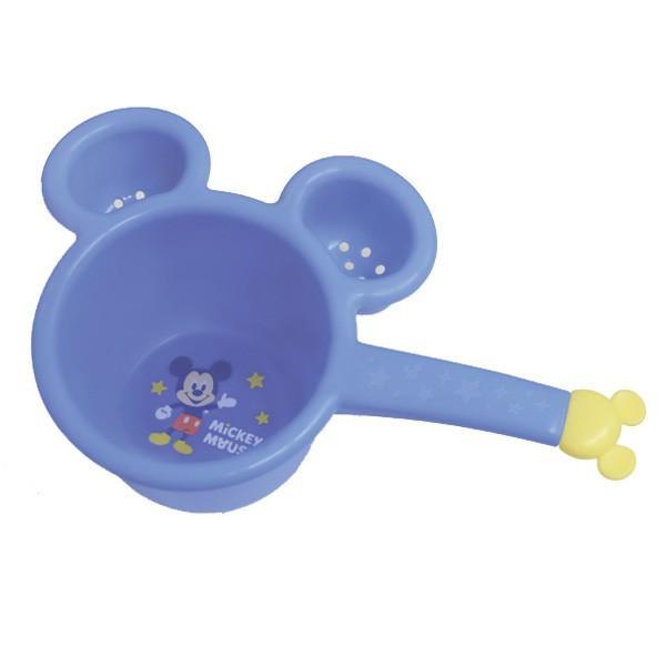ギフト包装不可 風呂用品 こども用 片手おけ 湯おけ 錦化成 桶 おふろ 風呂 バスセット 入浴 プレゼント 男の子 女の子 ディズニー Disney ミッキー ミニー|pinkybabys|05