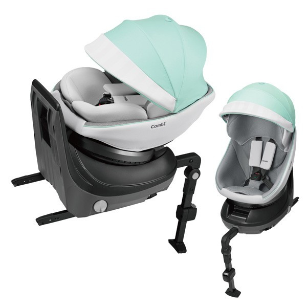 チャイルドシート クルムーヴ スマート ISOFIX エッグショック JL-590 コンビ 新生児 ベビー baby 赤ちゃん child 回転式 車 カーシート 一部送料無料 帰省 pinkybabys 20