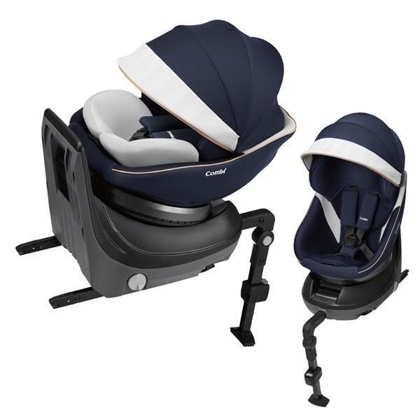 チャイルドシート クルムーヴ スマート ISOFIX エッグショック JL-590 コンビ 新生児 ベビー baby 赤ちゃん child 回転式 車 カーシート 一部送料無料 帰省 pinkybabys 21