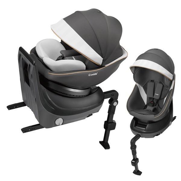 チャイルドシート クルムーヴ スマート ISOFIX エッグショック JL-590 コンビ 新生児 ベビー baby 赤ちゃん child 回転式 車 カーシート 一部送料無料 帰省 pinkybabys 22