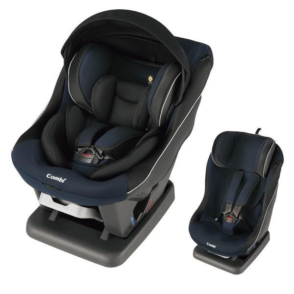 チャイルドシート ウィゴーグランデ サイドプロテクション エッグショック DK コンビ combi 新生児から 赤ちゃん 出産準備 お祝い ギフト 一部地域送料無料|pinkybabys|15