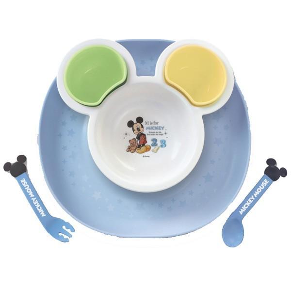 ベビー食器 食べこぼしキャッチプレート 錦化成 食事 食器 皿 ディズニー Disney ランチプレート ベビー 出産 お祝い ギフト プレゼント お食い初め 離乳食|pinkybabys|04