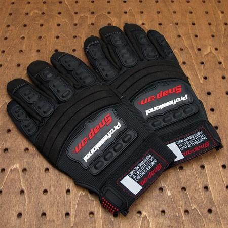 スナップオン(Snap-on) メカニックグローブ(手袋) ブラック1