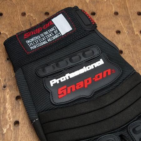 スナップオン(Snap-on) メカニックグローブ(手袋) ブラック3
