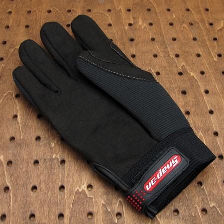 スナップオン(Snap-on) メカニックグローブ(手袋) ブラック4