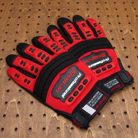 スナップオン(Snap-on) メカニックグローブ(手袋) レッド1
