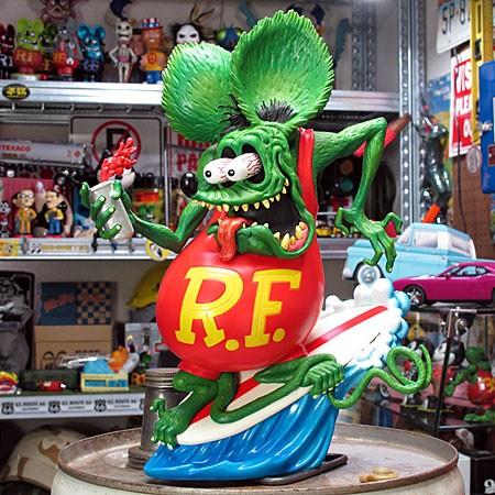 ラットフィンク フィギュア RAT FINK サーフアップ(Surfs Up!)