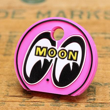 ムーンアイズ キーキャップ(カバー) MOONEYES アイボール ピンク