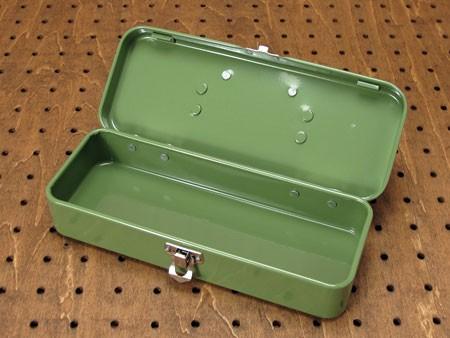 マーキュリー(MERCURY) ミニツールボックス(工具箱) グリーン3