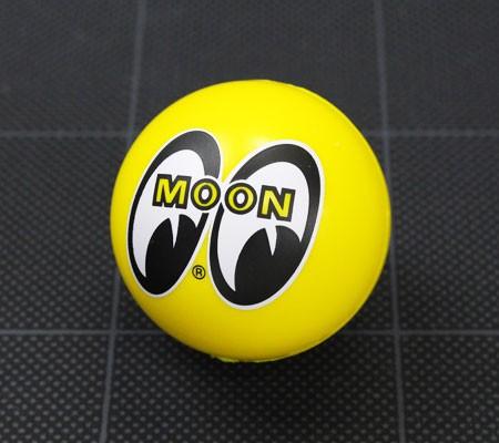 アンテナトッパー(ボール) ムーンアイズ(MOONEYES) イエローの使用例