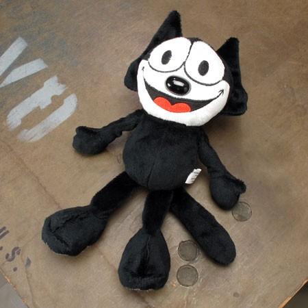 フィリックス・ザ・キャット(FELIX THE CAT) ぬいぐるみ ビーンドール2