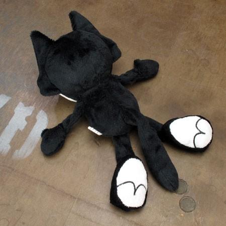 フィリックス・ザ・キャット(FELIX THE CAT) ぬいぐるみ ビーンドール3