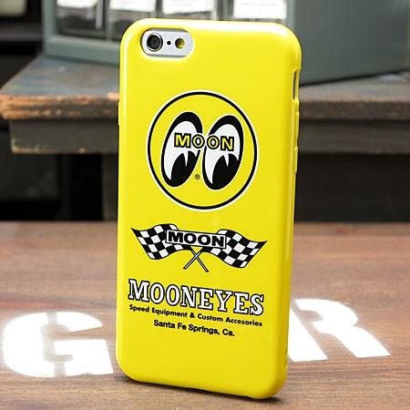 ムーンアイズ iPhone6/6Sケース(カバー) MOONEYES ソフトジャケット