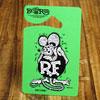 ラットフィンク(RAT FINK)パーキングパーミット/グリーン