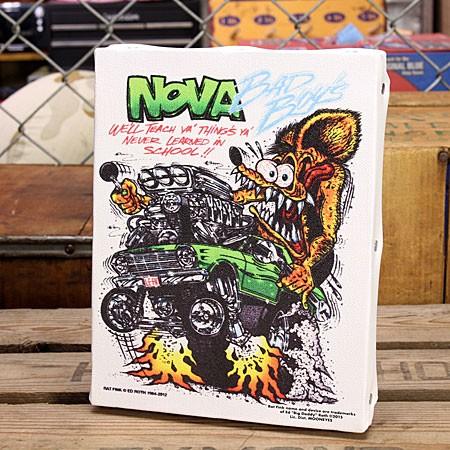 ラットフィンク ポスター キャンバスパネル Rat Fink NOVA サイズS