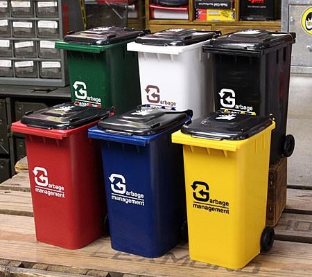 ゴミ箱型小物入れ貯金箱ペンスタンドシリーズ