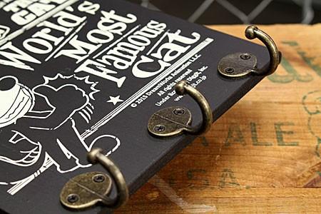フィリックス・ザ・キャット フックボード ハンガー 壁掛け 木製 FELIX THE CAT GOODのフック