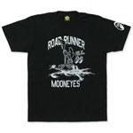 ロードランナー Tシャツ RUNS FAST ブラック
