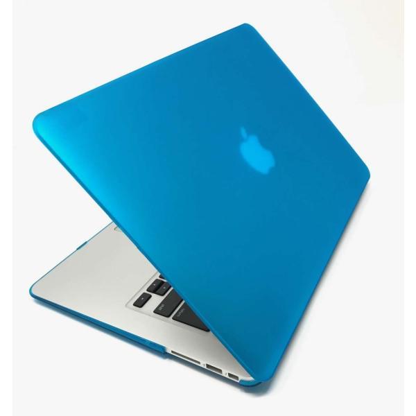 MacBook Air retina 13 インチ 2018 ケース カバー ノートパソコン 衝撃吸収 マット素材|pleasant-japan|15