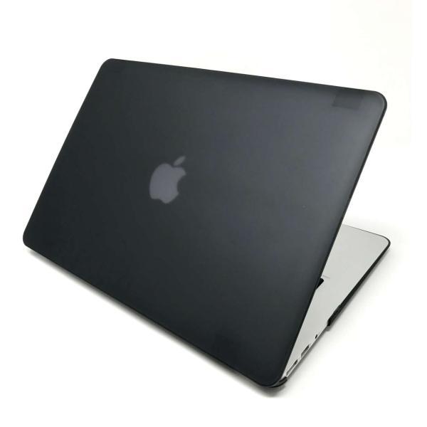 MacBook Air retina 13 インチ 2018 ケース カバー ノートパソコン 衝撃吸収 マット素材|pleasant-japan|18